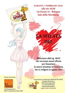 Evento friends of smile Onlus