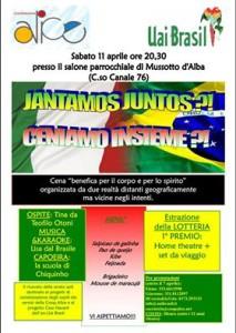 Eventi UAI Brasil Onlus