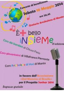 Evento Dal Monviso al Brasile Onlus