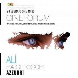 Evento Film Ritmi Africani Onlus