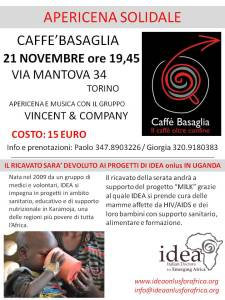 Evento idea onlus