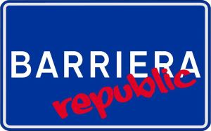 Logo barriera Republic