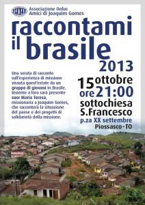 Eventi Joaquim Gomes Onlus