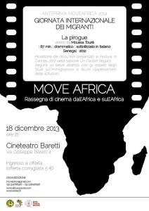 Evento Move Africa