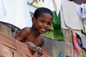 336 Rio de Janeiro - Favela Rocinha con Associazione Onlus Il sorriso dei miei bambini 22ago12