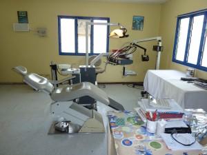 gabinetto dentistico Costa Avorio 2009