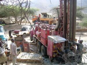 pozzo Seled Eritrea 2008
