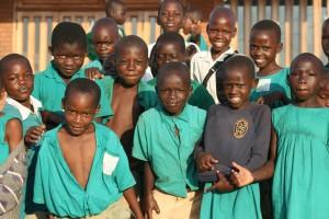Bambini Ugandesi