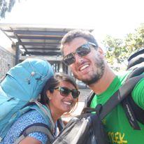 Ultima selfie di viaggio a Cape Town (Sud Africa)